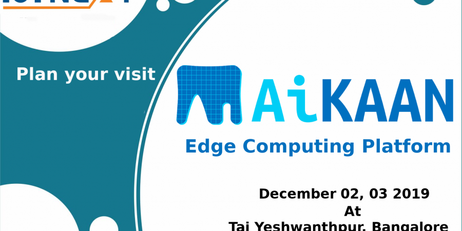 AiKaan Labs at IOT Next