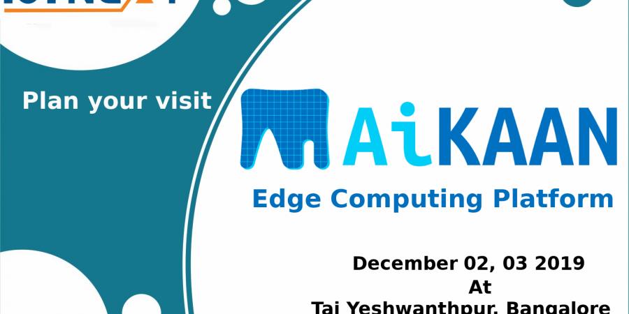 AiKaan at IoTNext